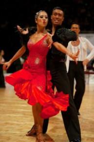 潔柔之星 舞動中華 中順潔柔‧2011中國體育舞蹈公開系列賽(香港站)賽事