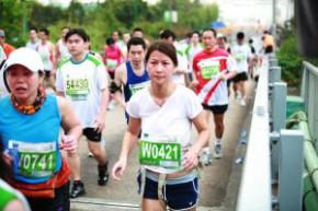 渣打馬拉松2012