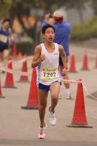 第六屆吐露港10公里賽
