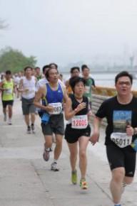 ANS「沙田10K」河畔賽2012