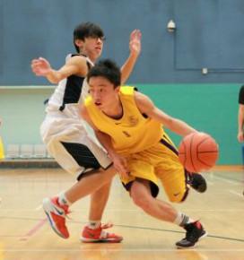 全港學界精英籃球比賽