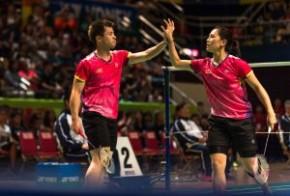 中銀香港全港羽毛球錦標賽