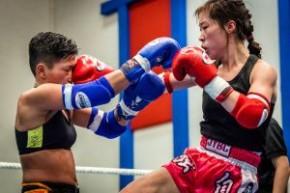 Samsung第61屆體育節-全港泰拳公開邀請賽