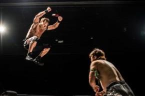Dragon Gate香港大賽秋天超摔角