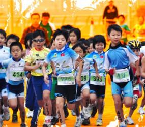 香港超級小鐵人陸上兩項大挑戰 - 第二回合