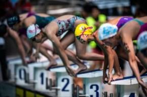 2018-2019年度學界體育運動比賽 - 游泳  (Division One)