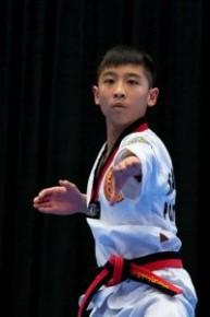 香港跆拳道品勢比賽2018