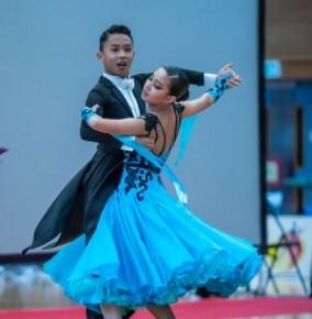 香港體育舞蹈公開賽 2019