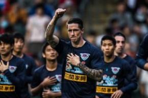 通海金融賀歲盃2019 - 香港賀歲盃選手隊 vs 鳥棲砂岩 (日本)