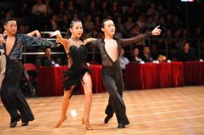 2010 香港體育舞蹈十項全能公開賽