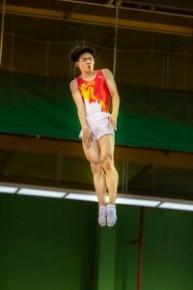 第二十屆香港中學彈網錦標賽