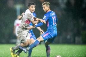 中銀人壽香港超級聯賽-夢想FC vs 傑志