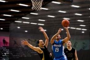 第七屆全港運動會 - 賽馬會籃球比賽