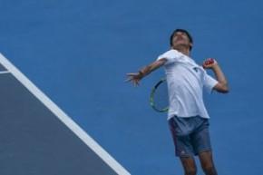 第七屆全港運動會 - 網球比賽