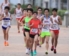 第十三屆Launch8吐露港10公里賽 (青少年禁毒盃4公里)