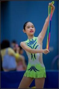 學校體育推廣計劃 - 藝術體操比賽2019