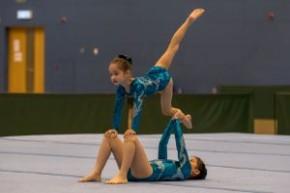 第62屆體育節 – 香港技巧體操公開賽