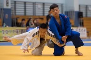 第六十二屆體育節-香港青少年柔道錦標賽2019