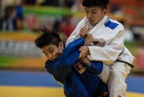 香港青少年柔道隊際錦標賽