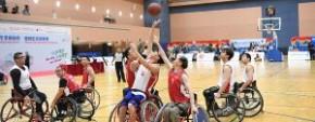 殘疾人士體育比賽-輪椅籃球挑戰賽