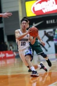 東南亞職業籃球聯賽- 香港東方Vs中國戰狼