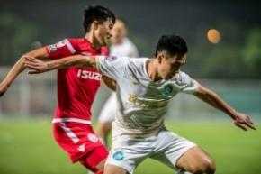 足總盃 (冠忠南區 vs 富力R&F)