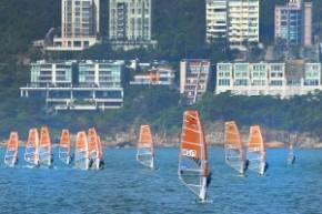 聯校滑浪風帆比賽 (2)