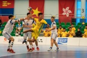 亞洲U22 男女子手球錦標賽