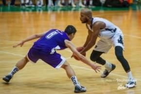 2019年香港籃球聯賽- 男甲一 (崇德飛鷹 Vs安保漢友)