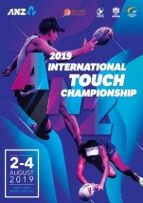 2019 ANZ International Touch Championship
