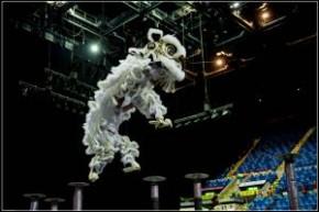 世界香港夜光龍醒獅錦標賽2020