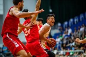 香港籃球聯賽 (男甲一) 滿貫 vs南華