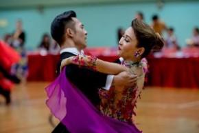 龍城活力盃全港國際標準舞 拉丁舞公開大賽
