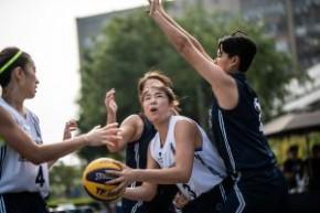蘇黎世保險香港3X3籃球節2019