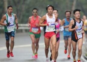 第27屆美津濃香港半馬拉松錦標賽