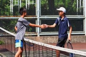 2019年度社區少年網球賽 (賽站四)