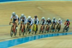 全港場地單車賽 - 第1回合