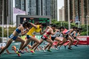 東區分齡田徑比賽2019