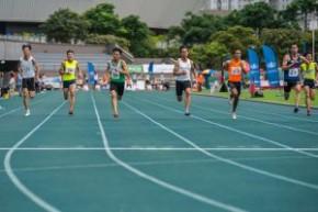 黃大仙區分齡田徑比賽2019