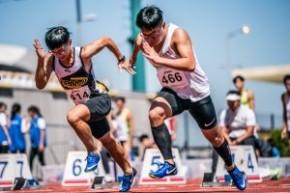 ASICS 香港青少年分齡田徑錦標賽 2019