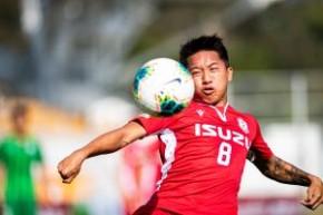冠忠南區 vs 和富大埔 - 菁英盃分組賽(B組)