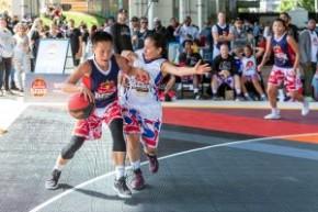 Red Bull Half Court 3人籃球賽 ( 延期)