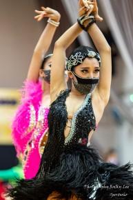 全港社區體育舞蹈公開賽 香港2020