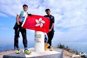 三日內全登香港最高100座山峰