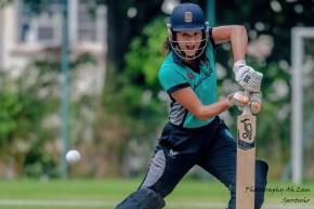 「女子頂級板球聯賽」T20第二場比賽