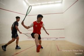 耀才證券香港壁球錦標賽2021