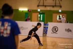 霹靂舞 第二站選拔賽2021