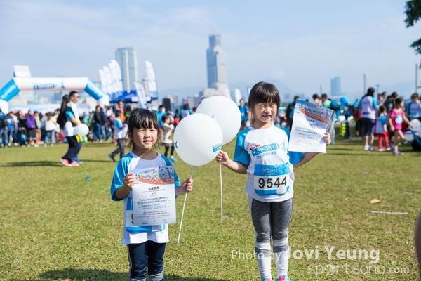 Kinder  Sport 第四屆童樂同樂馬拉松2017 - 1016
