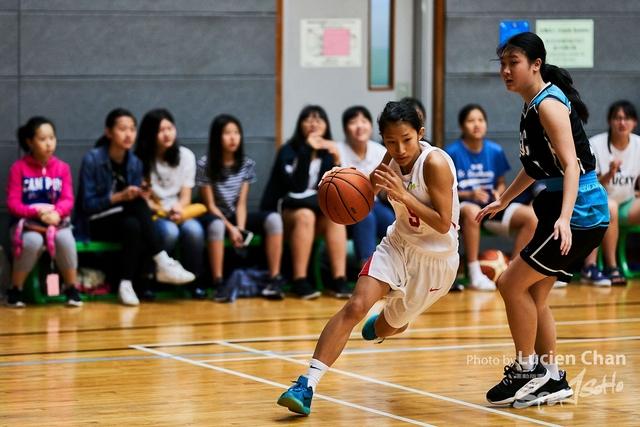 2019-11-02 Interschool basketball D1 girls A grade 0101