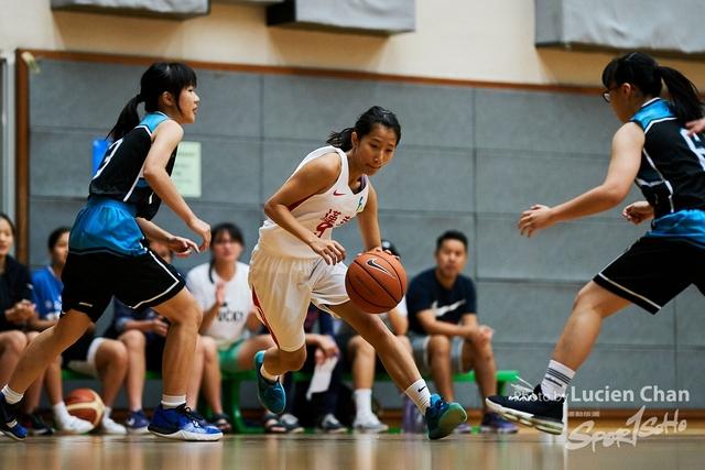 2019-11-02 Interschool basketball D1 girls A grade 0103